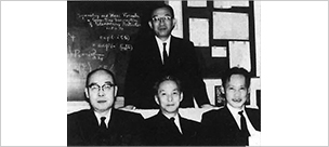 Yoshio Nishina ? Father of Modern Physics in Japan